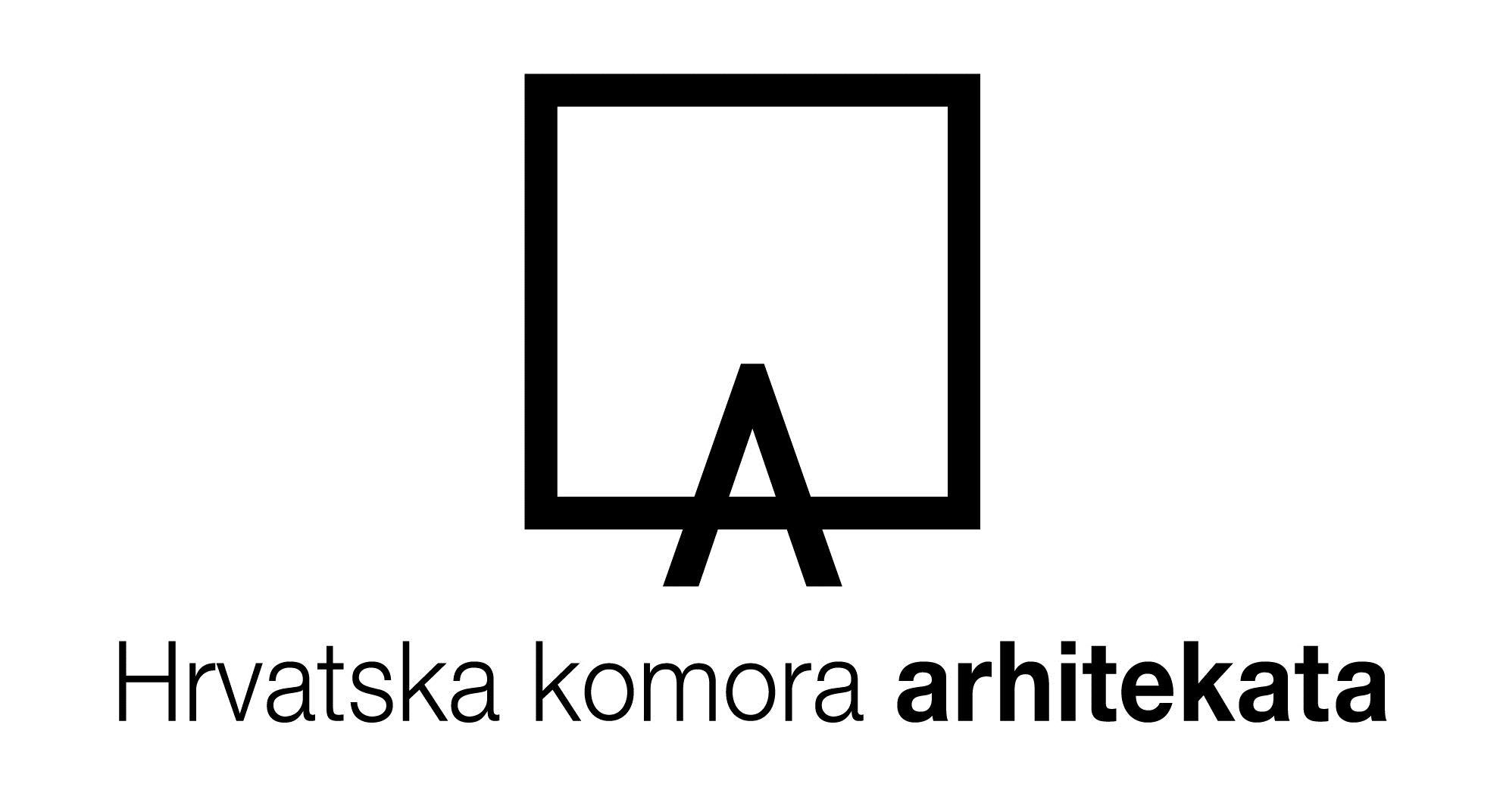 logo Hrvatska komora arhitekata