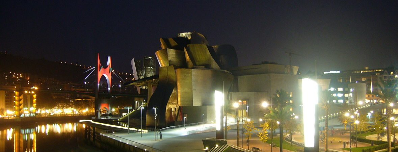 thoriumaplus-Guggenheim muzej u Bilbau