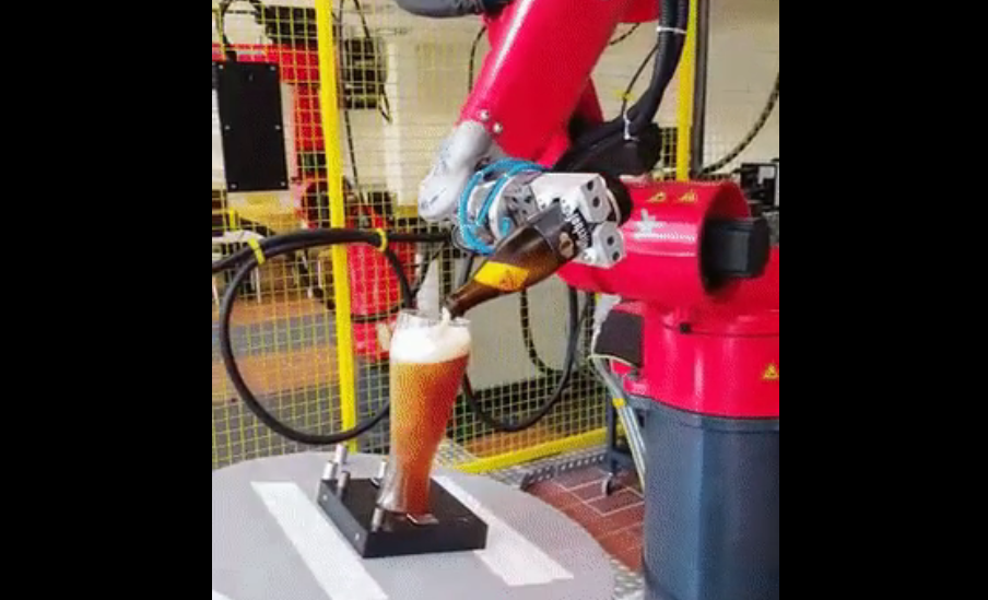 Njemački inženjering potvrđen njemačkim pivom 2. dio – GIF