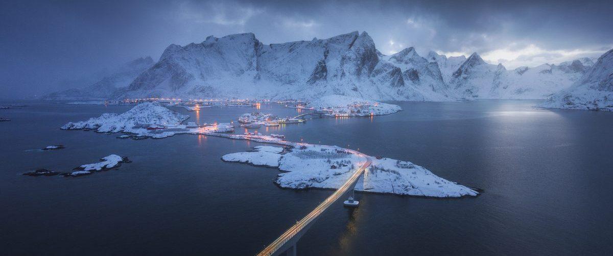 Reine, otoci Lofoten, Norveška