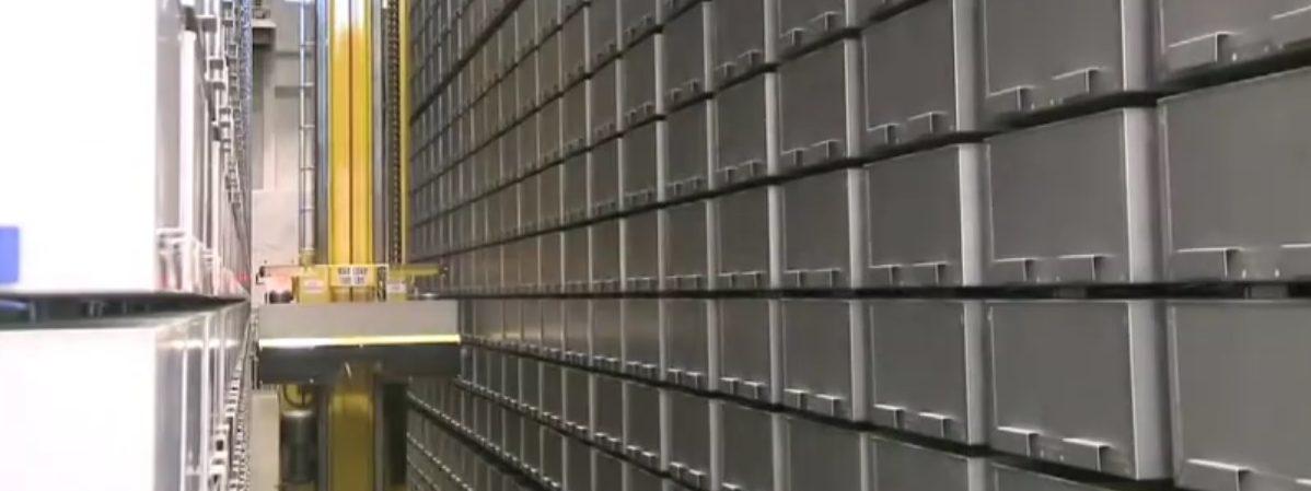 Kako funkcionira robot knjižnice Sveučilišta Missouri? – video