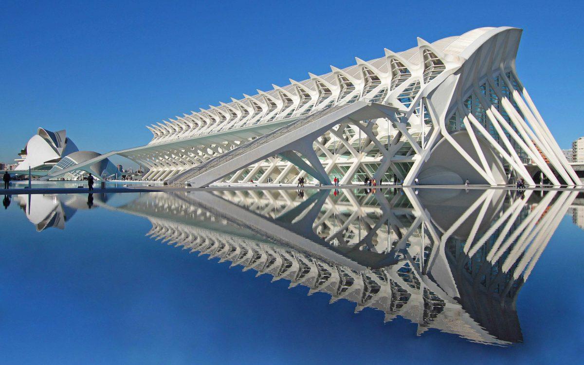Grad umjetnosti i znanosti, Valencija, Španjolska – video