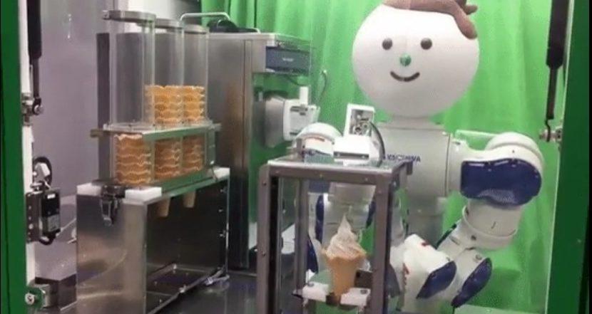 thoriumaplus-robot sladoled