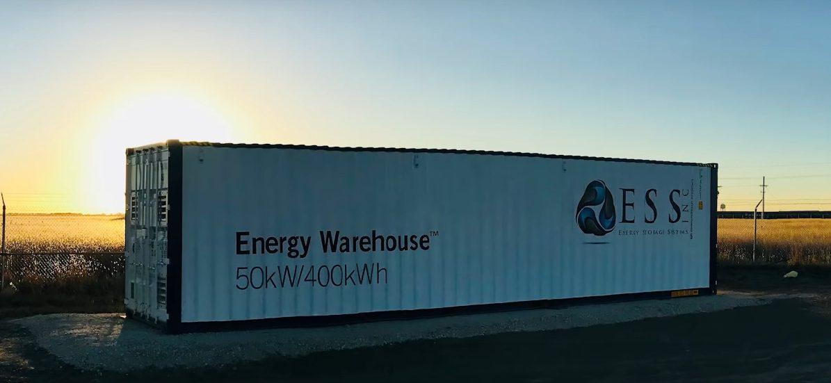 Baterija bazirana na željezu i vodi mogla bi transformirati energetsku mrežu – video