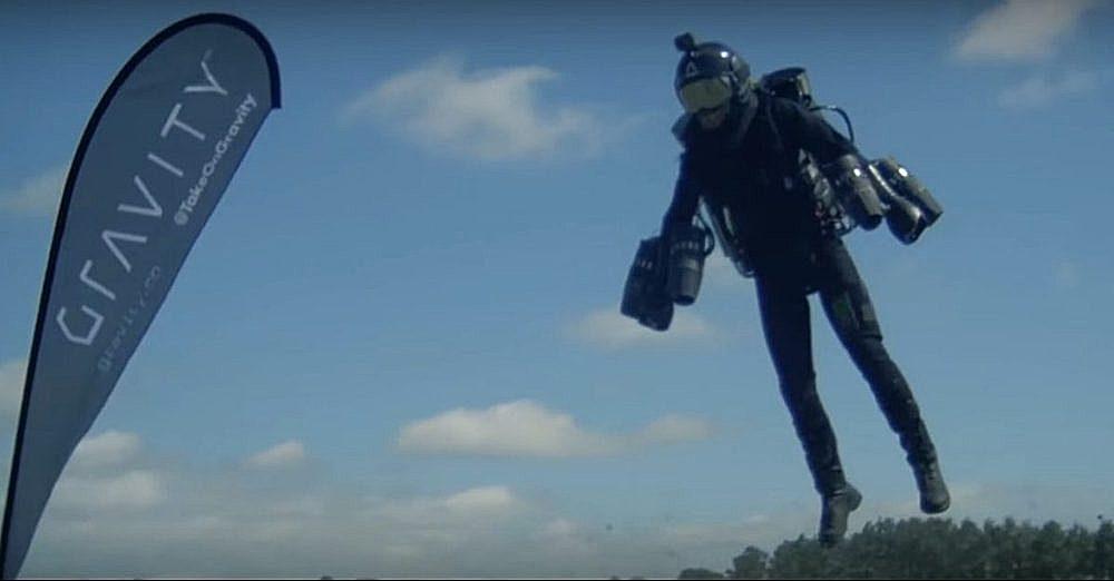 Kako je gravitacija pomogla dizajnirati najbrže odijelo za letenje na svijetu – video