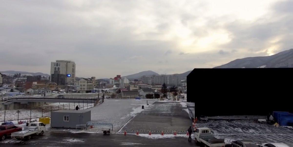 Najtamnija građevina na svijetu – video