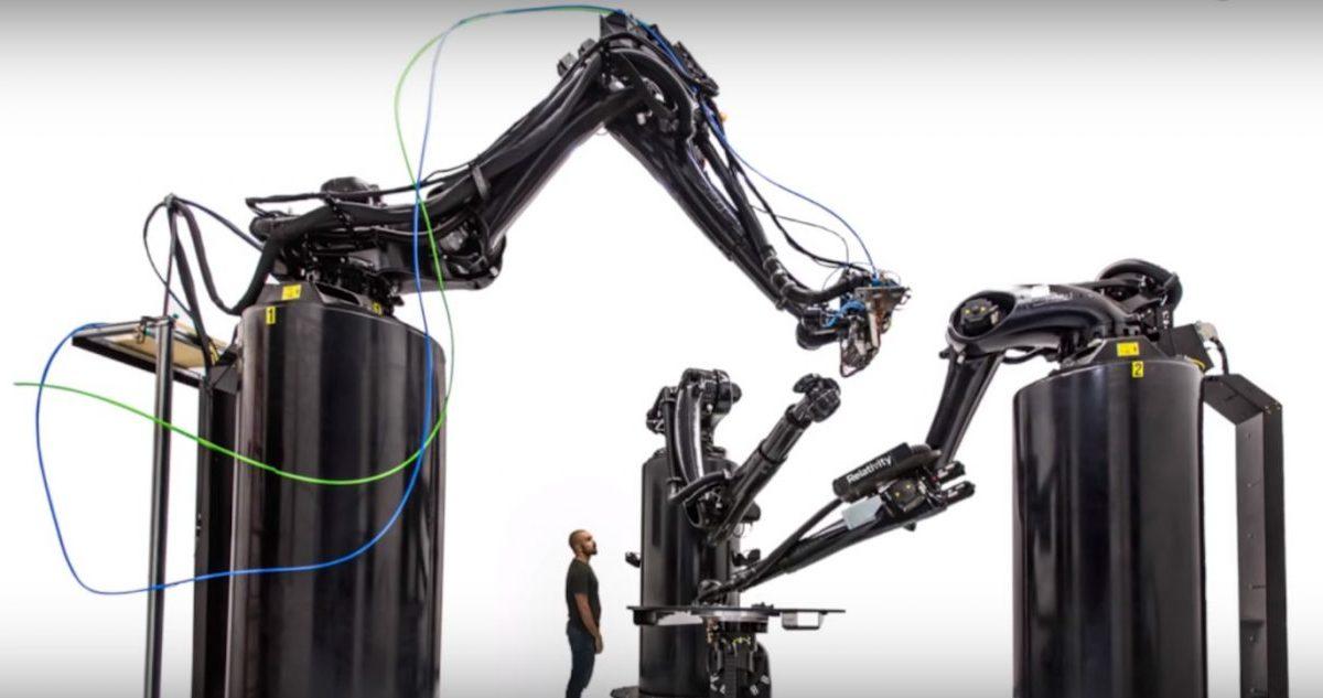 Najveći 3D pisač na svijetu ispisuje rakete – video