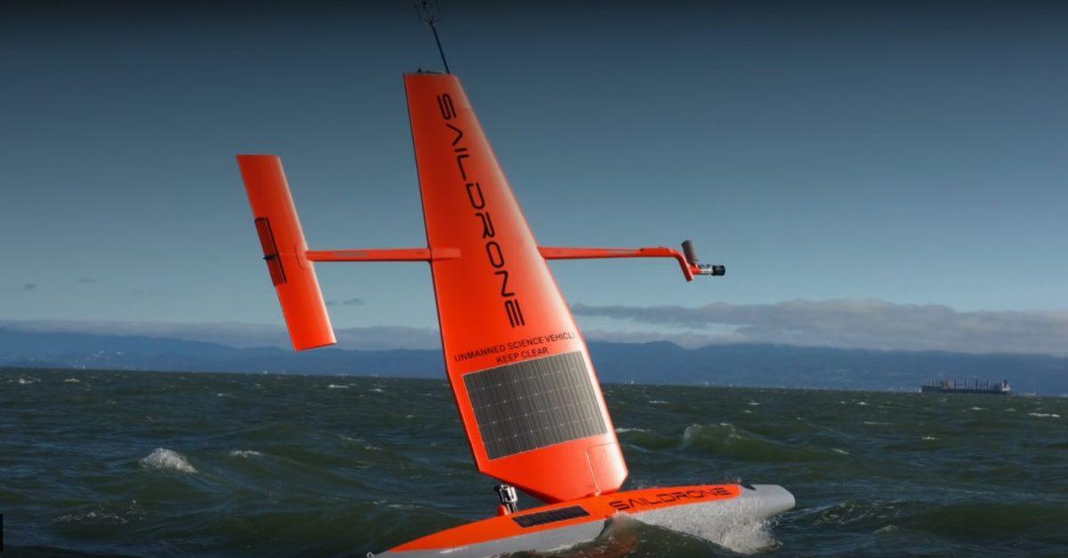 Kako flota dronova pogonjena energijom vjetra i Sunca mijenja naše razumijevanje oceana – TED govor