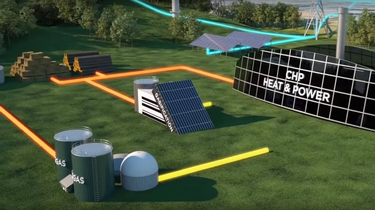 Pametni energetski sustavi: isključivo energija iz obnovljivih izvora na nacionalnoj razini – video