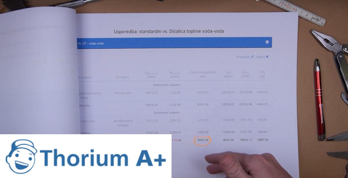 "Video-blog ""Thorium energetska radionica 07: Dizalice topline – 2. dio"""